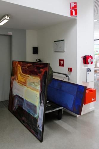 Work Art Play Art op kantoor 09
